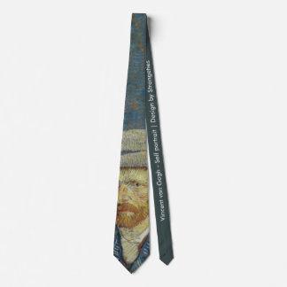 Corbatas Autorretrato