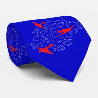 Corbatas Azul del Spitfire