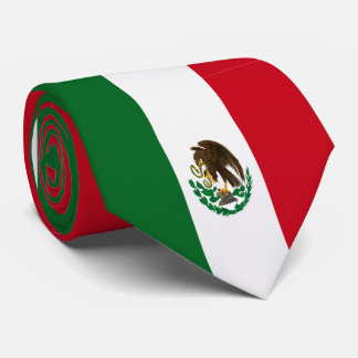Corbatas Bandera de México