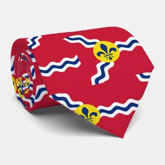 Corbatas Bandera de St. Louis, Missouri