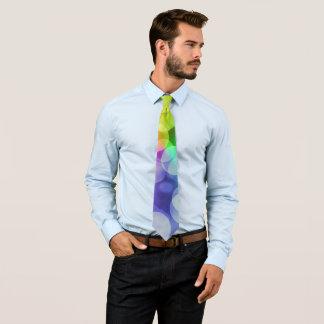 Corbatas Lazo colorido ruidoso del arco iris