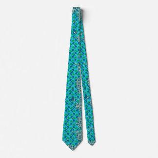 Corbatas lazo del modelo del batik