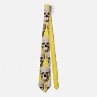 Corbatas Lazo fresco del fiesta de los cráneos del