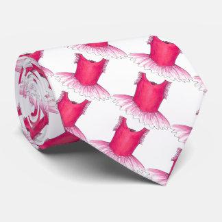 Corbatas Lazo rosado del bailarín del decreto del tutú del