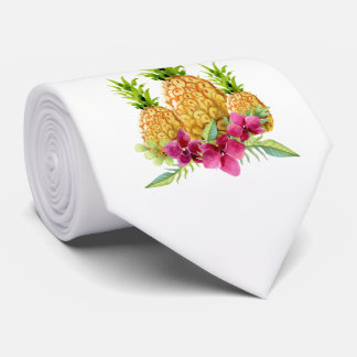 Corbatas Lazo tropical del boda de los helechos de las