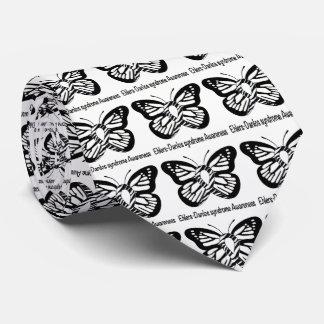 Corbatas Mariposa del síndrome de Ehlers-Danlos de la