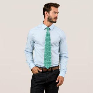 Corbatas Modelo tejido telar jacquar adornado geométrico