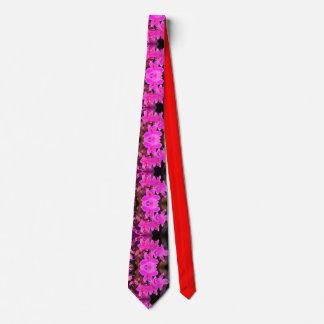 Corbatas Orquídea