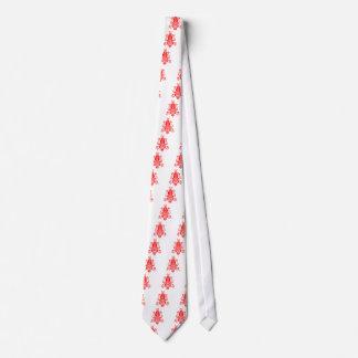 Corbatas Personalizadas Adorno floral del rumano