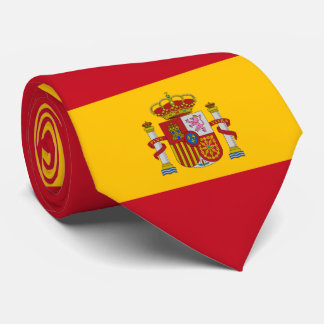 Corbatas Personalizadas Bandera de España - Bandera de Espana