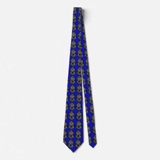 Corbatas Personalizadas BARONES LOGO de barones HIGHSCHOOL OHIO de Amelia
