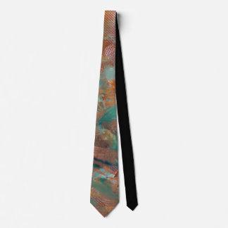 Corbatas Personalizadas Bombo urbano de cobre quemado