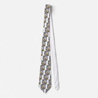 Corbatas Personalizadas Cherry whites de OM de desnudo