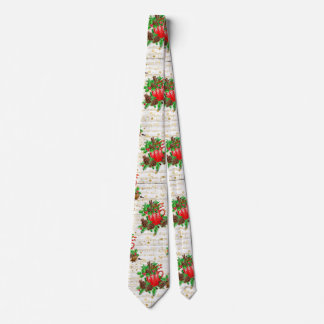 Corbatas Personalizadas Conos del pino del navidad