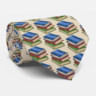 Corbatas Personalizadas Escuela del libro de la biblioteca de la lectura