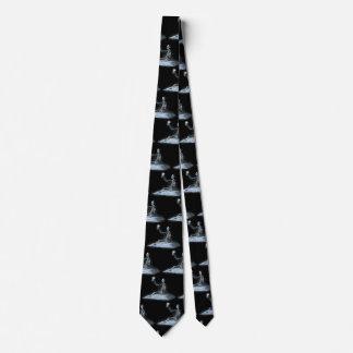 Corbatas Personalizadas Fantasma de un lazo del rosa