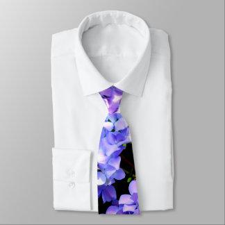 Corbatas Personalizadas Hydrangeas del bígaro