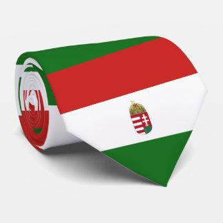 Corbatas Personalizadas La bandera de Hungría