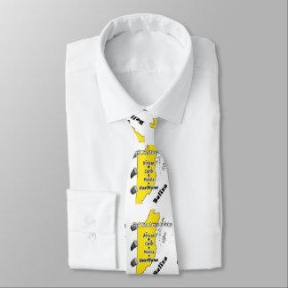 Corbatas Personalizadas Lazo cultural de Garifuna