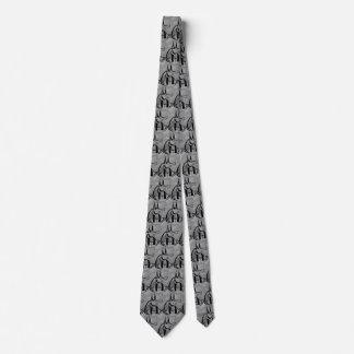 Corbatas Personalizadas Lazo de Anubis
