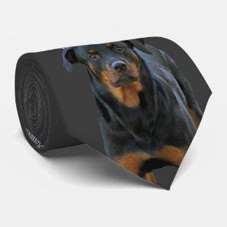 Corbatas Personalizadas Lazo de Heidi Rottweiler