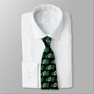 Corbatas Personalizadas Lazo de la bandera del fútbol del fútbol de