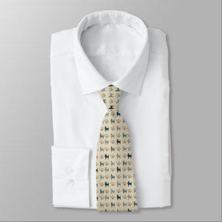 Corbatas Personalizadas Lazo de la chihuahua y de la pata