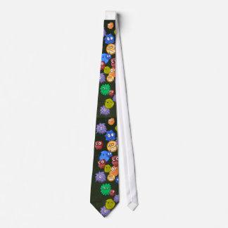 Corbatas Personalizadas Lazo de las cabezas del ruido como el de un gas