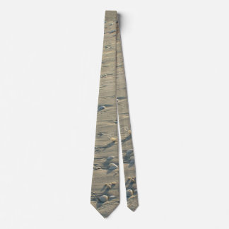 Corbatas Personalizadas Lazo del Seashell de Sandy