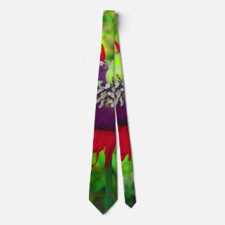 Corbatas Personalizadas Lazo lleno de la amapola del centinela