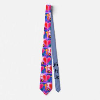 Corbatas Personalizadas Lazo loco del amor de la vida