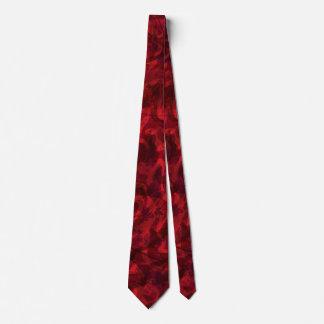 Corbatas Personalizadas Lazo ocultado de la hoja de arce