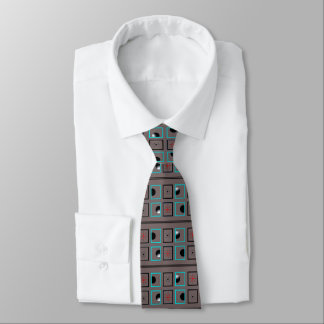 Corbatas Personalizadas LAZO OSCURO de las LUNAS, arte y diseños, Cocuyo A