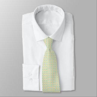 Corbatas Personalizadas Los hombres palidecen - el lazo verde con los
