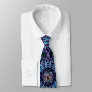 Corbatas Personalizadas Mandala de Triskele del Celtic