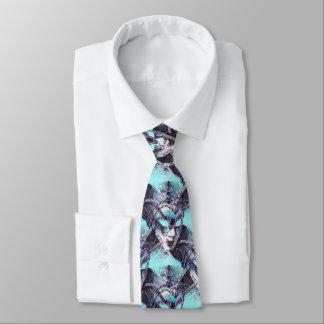 Corbatas Personalizadas Mascarada veneciana