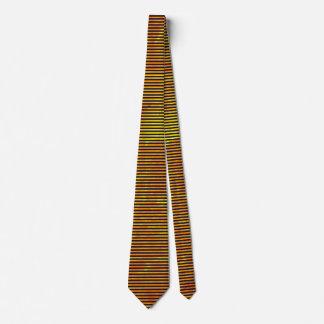 Corbatas Personalizadas Modelo ambarino de las rayas del fondo el |