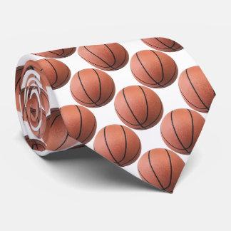 Corbatas Personalizadas Modelo del baloncesto