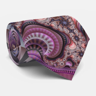 Corbatas Personalizadas Mundo de Mandelbrot del fractal nuevo