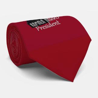 Corbatas Personalizadas Presidente 2020 de Kamala Harris