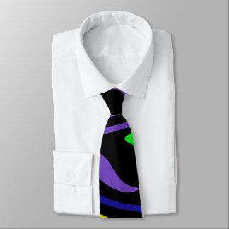 Corbatas Personalizadas Psicodélico con clase