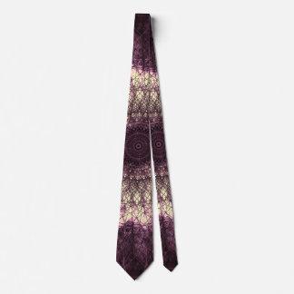 Corbatas Personalizadas Purple Mandala
