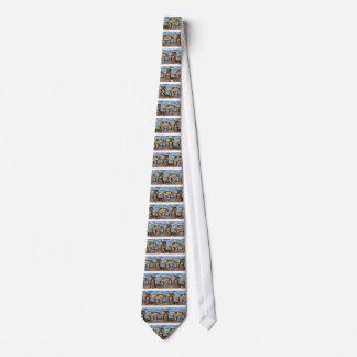 Corbatas Personalizadas Saludos de Dakota del Sur