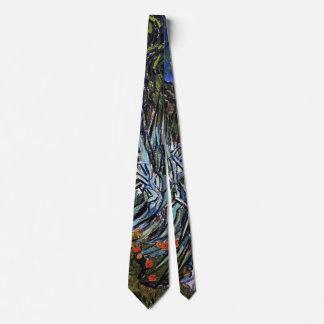 Corbatas Personalizadas Vincent van Gogh - el doctor Gachets Garden In