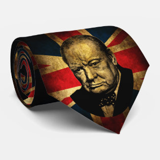 Corbatas Personalizadas Winston Churchill