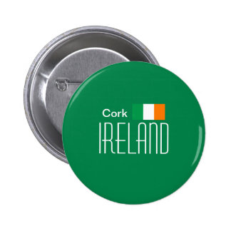 Corcho, botón de Irlanda
