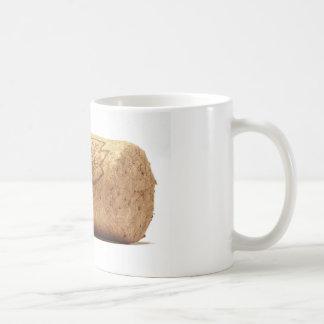 Corcho del vino tazas de café