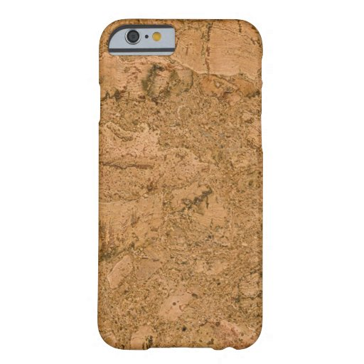 Corcho Funda De iPhone 6 Barely There
