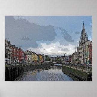 Corcho, Irlanda Póster