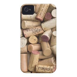 Corchos a montones carcasa para iPhone 4 de Case-Mate